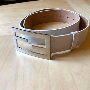 Fendi FF iconic logo belt